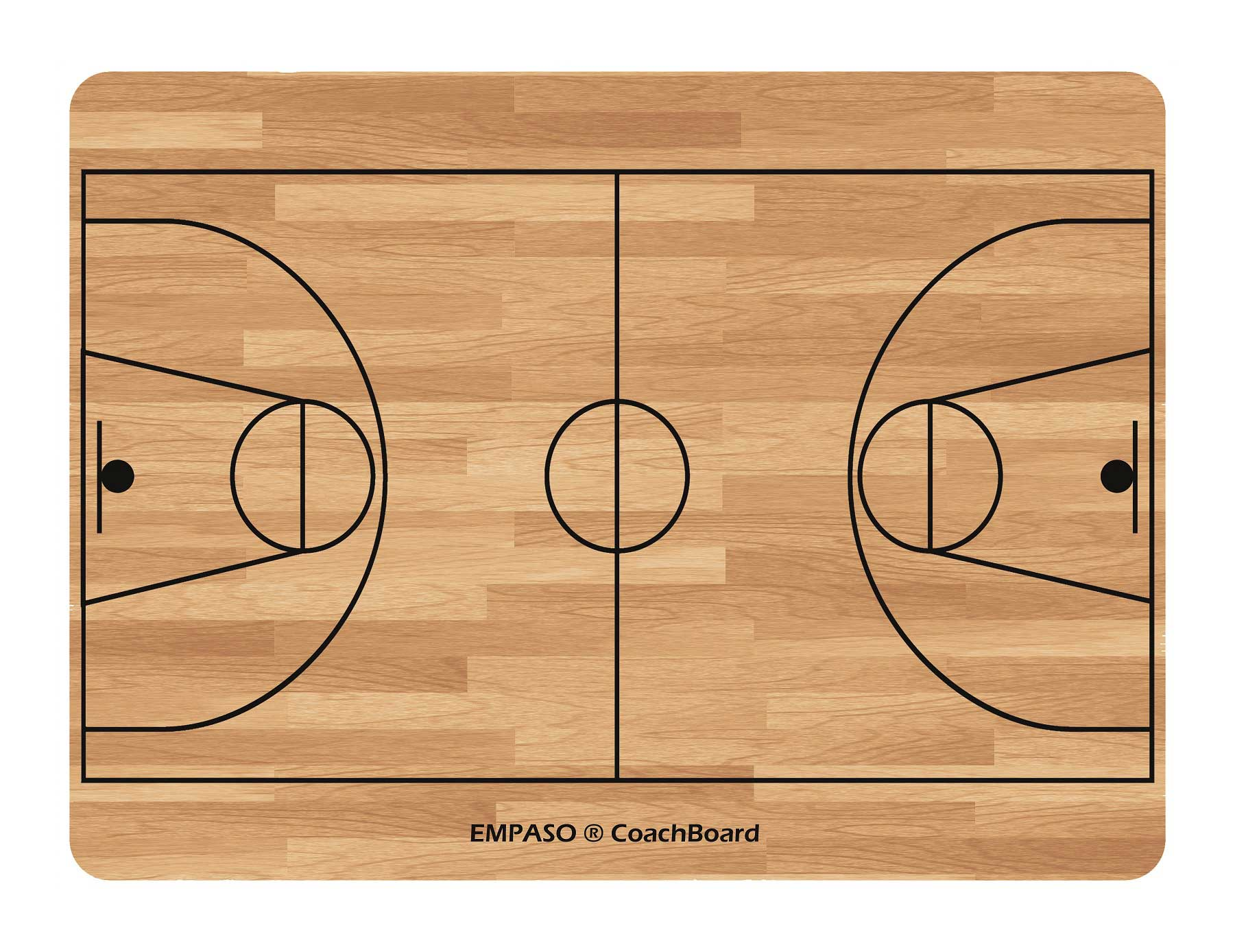 EMPASO Coach board - Coach Tactical Board – Basketball Coaching Board