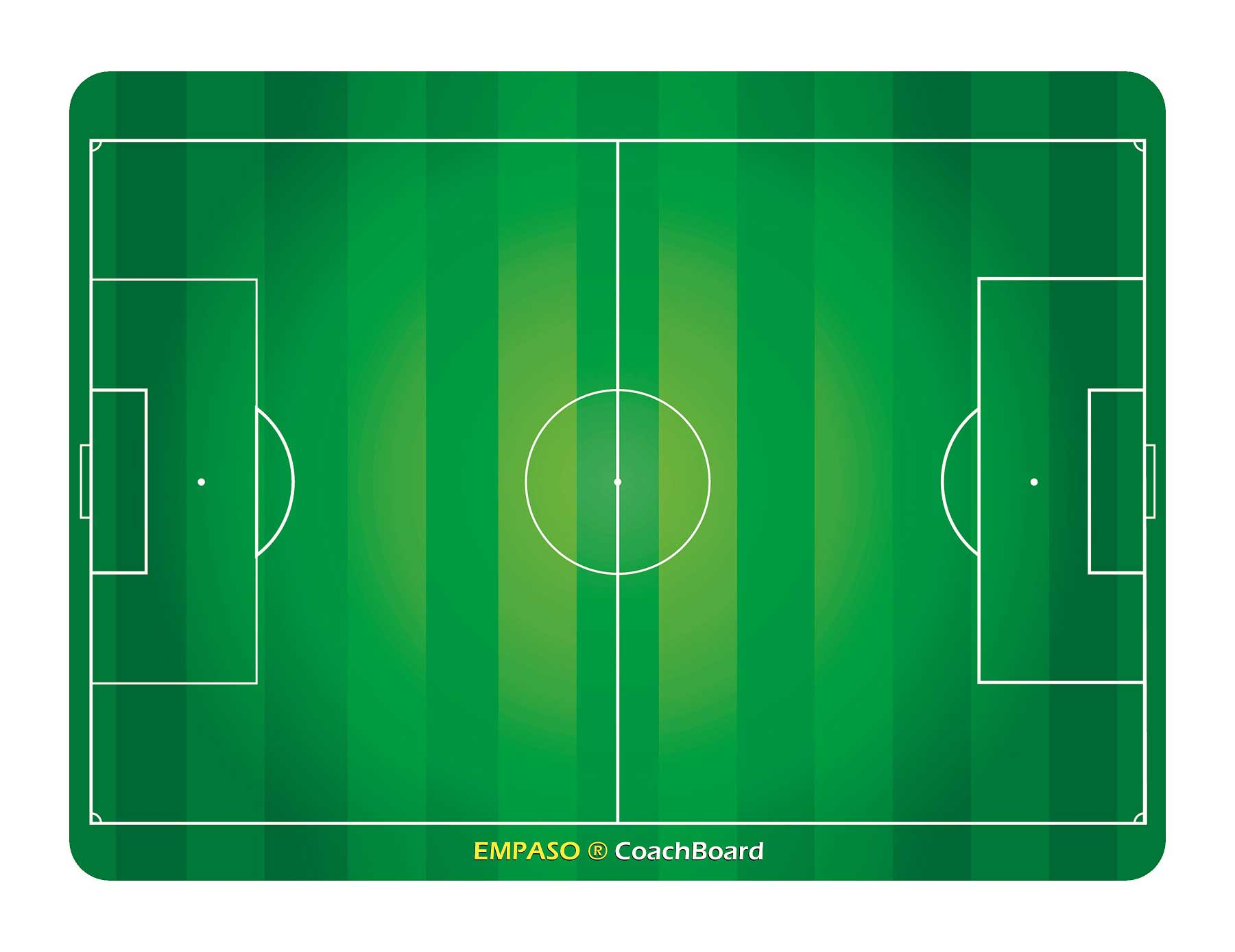 EMPASO Coach board - Coach Tactical Board – Football Coaching Board