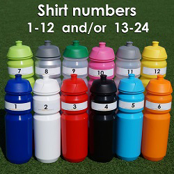 EMPASO-TeamCrate-sports bottles - with numbers