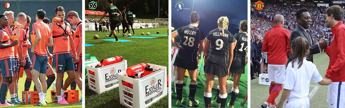 EMPASO 12 TeamCrate – Bottles crate football – Sports bottles carrier football