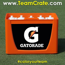 EMPASO TeamCrate example - sports bottle carrier set