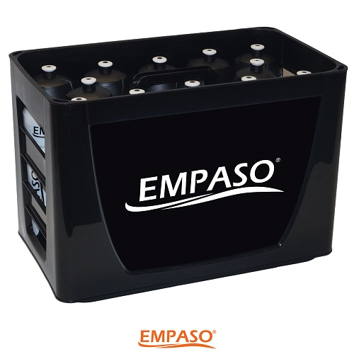 EMPASO SHOP - TeamCrate sport bottle carrier set