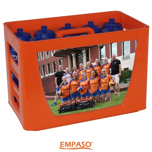 water bottles and carrier - EMPASO TeamCrate sports bottles carrier