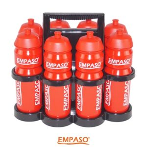 EMPASO 8 sports bottle carrier 8 x 750cc