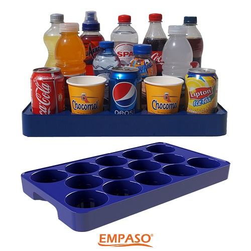 Sports bottles carrier set - EMPASO TeamTray