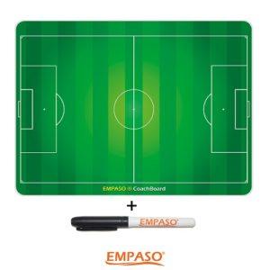 EMPASO TeamCrate coach board football - tactics board coach board football