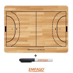 EMPASO TeamCrate coach board indoor hockey - tactics board