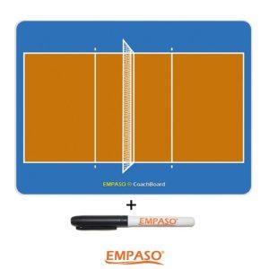 EMPASO Coach Board Volleyball - tactics board