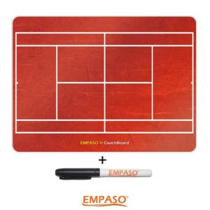 EMPASO Coach Board Tennis