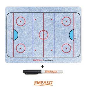 Coach Board ice hockey