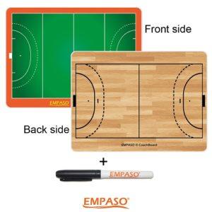 EMPASO TeamCrate coaching board - tactics board