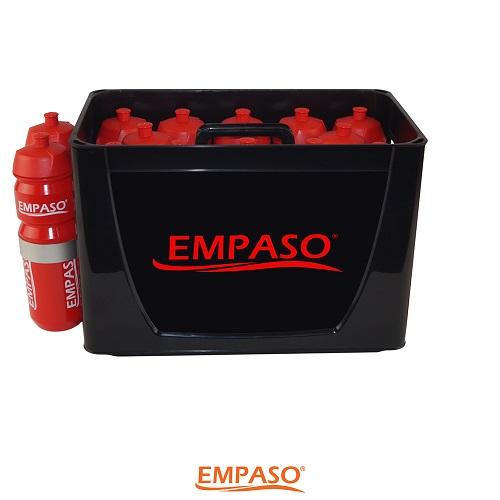 EMPASO TeamCrate 14 sports bottle carrier set