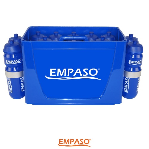EMPASO TeamCrate sports bottle carrier set