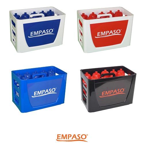 EMPASO TeamCrate - sports bottle carrier set
