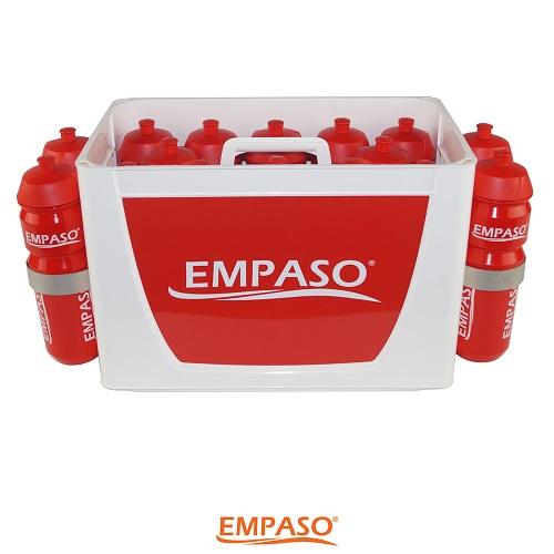 EMPASO TeamCrate sports bottle carrier set