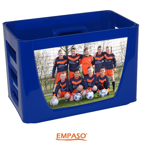 water bottles and carrier - EMPASO TeamCrate sports bottles carrier set