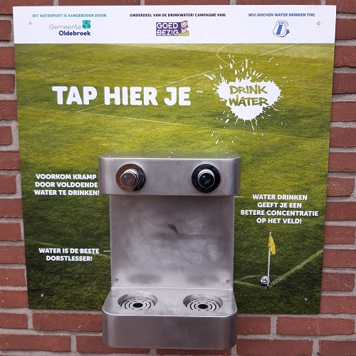 EMPASO Water Bottle fillers